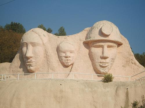 Escultura Minera