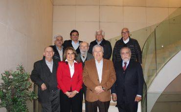 Voces Mineras da la bienvenida a nuevos socios en almuerzo de camaradería