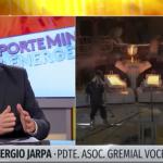 Presidente de Voces Mineras en programa Reporte Minero