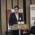 Cristián Olivares, jefe Proyecto Camiones Autónomos Minera Centinela
