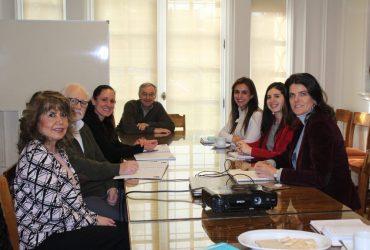 Miembros de Voces Mineras visitan Instituto Libertad y Desarrollo