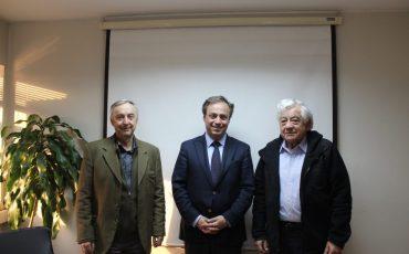 Diputado Francisco Eguiguren se reúne con representantes de Voces Mineras