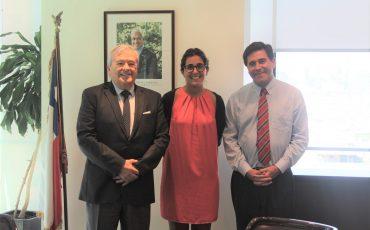 Subsecretario Irarrázabal invita a VVMM a participar en el diseño de la Política Nacional Minera