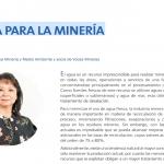 Agua para la minería