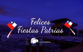 Felices Fiestas Patrias
