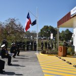Ceremonia de inauguración de la nueva Urgencia Adultos del Hospital Naval de Viña del Mar.
