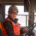 Fotografía Proyecto Diversidad de Género Anglo American. Propiedad: Consejo Minero