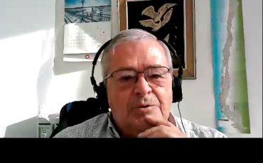 Sergio Jarpa aborda los desafíos de Codelco en charla con Federación de Supervisores