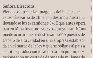 Mina Invierno: tragedia en Magallanes